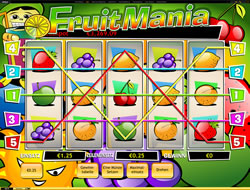 Fruit Mania Screenshot 1