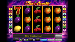 Fruit Sensation Screenshot 1