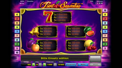 Fruit Sensation Screenshot 3