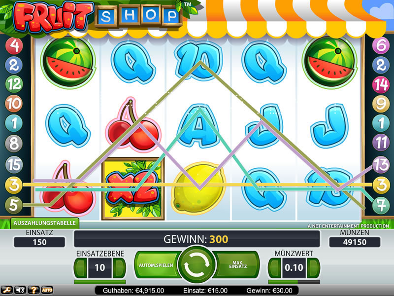 fruit shop spielen