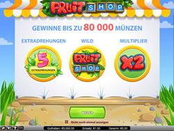 Fruit Shop Screenshot 2