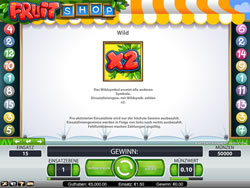 Fruit Shop Screenshot 3