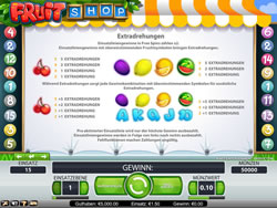 Fruit Shop Screenshot 4