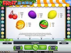 Fruit Shop Screenshot 5