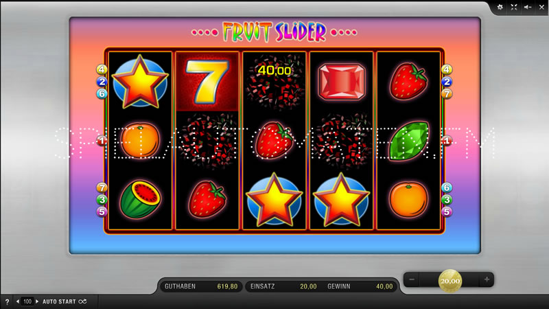 Spiele Fruit Slider - Video Slots Online