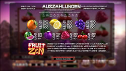 Fruit Zen Screenshot 3