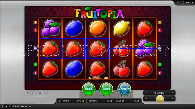 fruitopia spielen