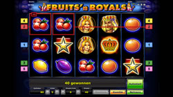 Fruits'n Royals Screenshot 5
