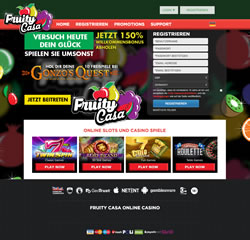 Fruity Casa Screenshot 2