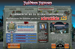 Full Moon Fortunes Screenshot 5