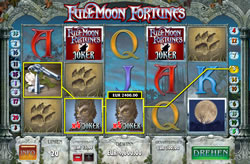 Full Moon Fortunes Screenshot 9