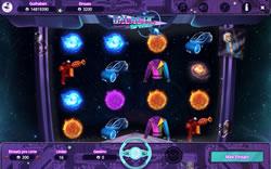 Galactic Speedway Screenshot 1