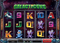 Galacticons Screenshot 1