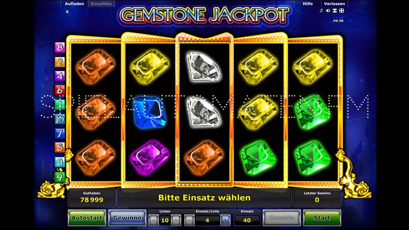 gemstone jackpot spielen