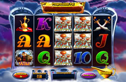 Genie Jackpots Screenshot 1