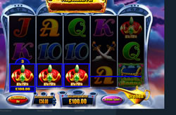 Genie Jackpots Screenshot 10