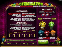 Germinator Screenshot 2