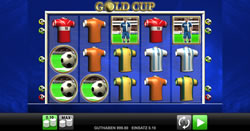 Gold Cup Screenshot 1