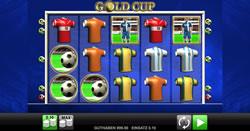 Gold Cup Screenshot 1
