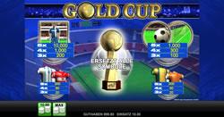 Gold Cup Screenshot 3
