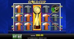 Gold Cup Screenshot 5