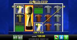 Gold Cup Screenshot 6