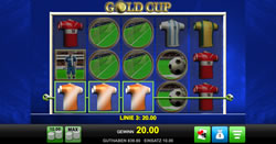Gold Cup Screenshot 7