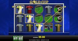 Gold Cup Screenshot 8