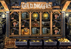 Gold Diggers Screenshot 1