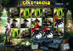 Gold Raider Screenshot 1
