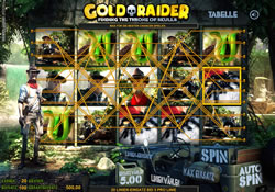 Gold Raider Screenshot 2