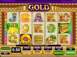 Gold Screenshot 3