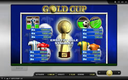 Goldcup Screenshot 2