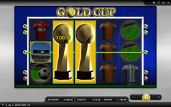 Goldcup Screenshot 3