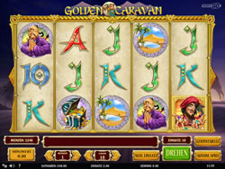 Golden Caravan Screenshot 1