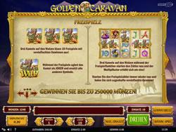 Golden Caravan Screenshot 2