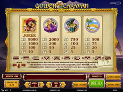 Golden Caravan Screenshot 3