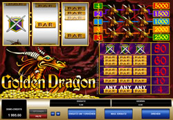 Golden Dragon Screenshot 1