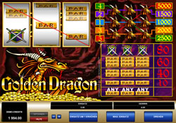 Golden Dragon Screenshot 2