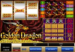 Golden Dragon Screenshot 4
