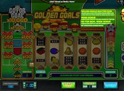 Golden Goals Screenshot 1