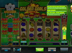 Golden Goals Screenshot 3