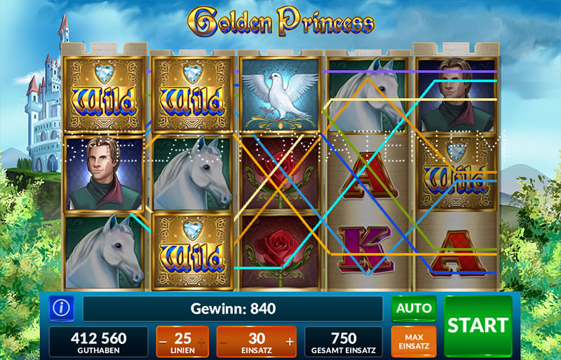 Golden Princess online slot | Euro Palace Casino Blog