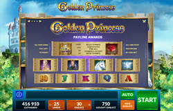 Golden Princess Screenshot 2