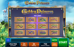 Golden Princess Screenshot 3