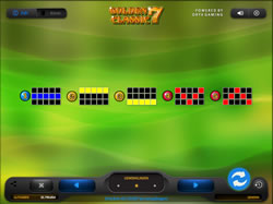 Golden Seven Classic Screenshot 3