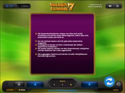 Golden Seven Classic Screenshot 4