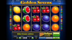 Golden Sevens Screenshot 1