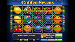 Golden Sevens Screenshot 2