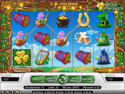 Golden Shamrock Screenshot 1